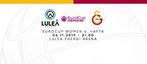 Maça Doğru | Lulea BBK - Galatasaray