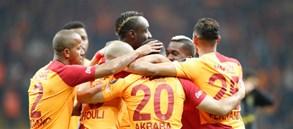 Galatasaray 3 - 0 Evkur Yeni Malatyaspor