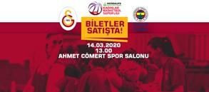 Fenerbahçe Öznur Kablo maçı biletleri satışa çıktı