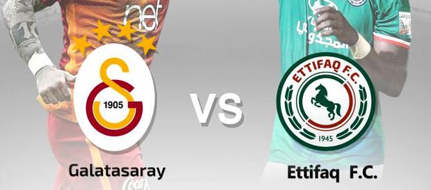 Dostluk maçı | Ettifaq - Galatasaray