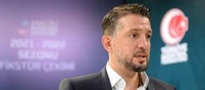 Galatasaray NEF Erkek Basketbol Takımı Genel Direktörü Kerem Tunçeri: ''Bu sezon savaşan ve her maçı kazanmaya oynayan bir Galatasaray NEF planlıyoruz.''