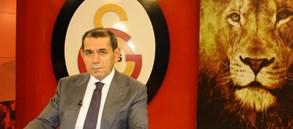 Başkan Özbek GSTV'ye Konuştu