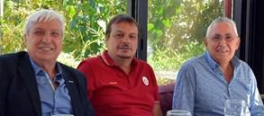 Antalya'da Dostluk Yemeği