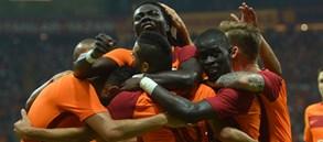 Galatasaray 4 - 1 Kayserispor