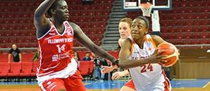 Galatasaray 59-35 Villeneuve d'Ascq