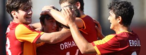 A2 Ligi | Galatasaray 2-2 Tepecikspor