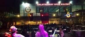 Galatasaray Yardımlaşma ve Dayanışma Sandığı yemeği yapıldı