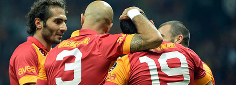 Galatasaray 3–0 Kayserispor