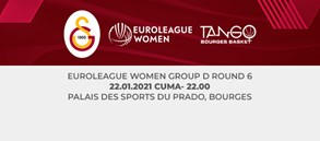 Maça Doğru | Galatasaray - Bourges Basket