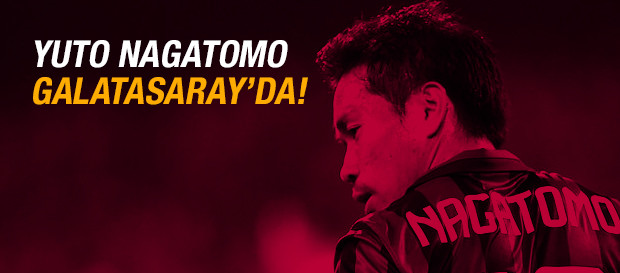 Yuto Nagatomo Galatasaray'da