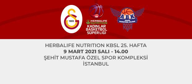 Maça Doğru | Galatasaray - BŞB Adana Basketbol