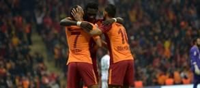Galatasaray 2-0 Aytemiz Alanyaspor