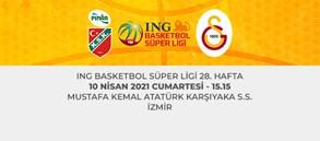 Maça Doğru | Pınar Karşıyaka - Galatasaray