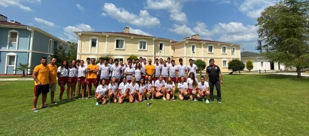 Gençler Türkiye Kupası Kürek Yarışları'nda Yıldız Erkek Takımımız Şampiyon