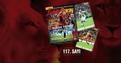 Galatasaray Dergisi'nin 117. Sayısı Bayilerde