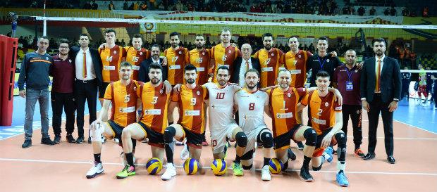 Galatasaray CEV Cup'ta Avrupa ikincisi
