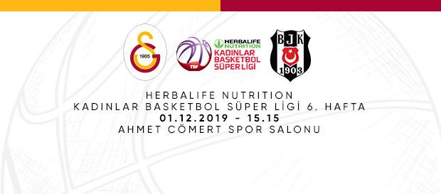 Maça Doğru   Galatasaray - Beşiktaş TRC İnşaat