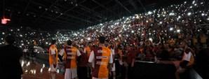 Maça Doğru: Galatasaray Medical Park - Beşiktaş Milangaz