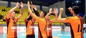 Arkas Spor 3 - 1 Galatasaray HDI Sigorta