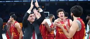 Ertuğrul Erdoğan: Bu akşam şampiyon gibi oynadık