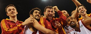 Potada Bir Aslan Klasiği: Galatasaray Cafe Crown 67 - Fenerbahçe Ülker 56