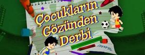 """Türk Telekom ile """"Çocukların Gözünden Derbi"""" Yarışması Başlıyor"""