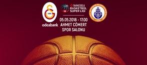 Maça doğru | Galatasaray Odeabank – İstanbul BBSK