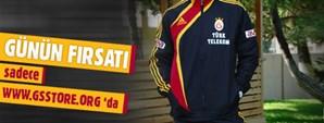 Galatasaray Store'da Yeni Günün Fırsatı