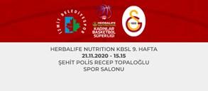 Maça Doğru | İzmit Belediyespor - Galatasaray