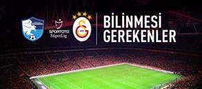 OPTA Facts | BB Erzurumspor – Galatasaray