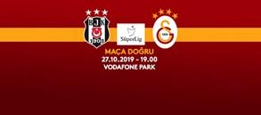 Maça doğru | Beşiktaş - Galatasaray