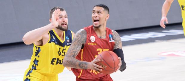 Galatasaray Doğa Sigorta 92 – 79 EWE Baskets Oldenburg