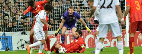 Real Madrid 4 – 1 Galatasaray