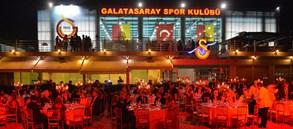 Galatasaraylılar Sultani Balo'da Buluştu