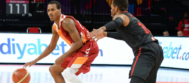 Galatasaray Odeabank 63–69 Gaziantep Basketbol