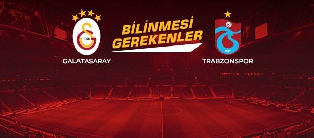 Opta Facts | Galatasaray - Trabzonspor