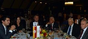 Galatasaray Yardımlaşma Sandığı'nın yemeği gerçekleşti