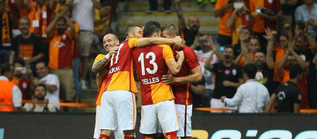 Galatasaray 1-0 Inter / Maç Özeti
