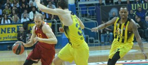 Fenerbahçe 85–80 Galatasaray Odeabank