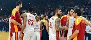 Galatasaray Odeabank 65–63 Fenerbahçe