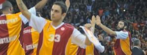 Union Olimpija 70 - Galatasaray Medical Park 79