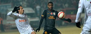 SB Elazığspor 1 – 0 Galatasaray