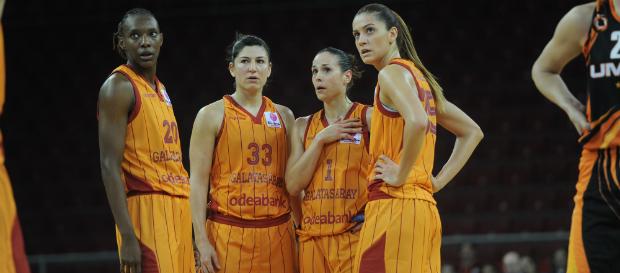 Mersin BB v. Galatasaray Odeabank 72 – 87