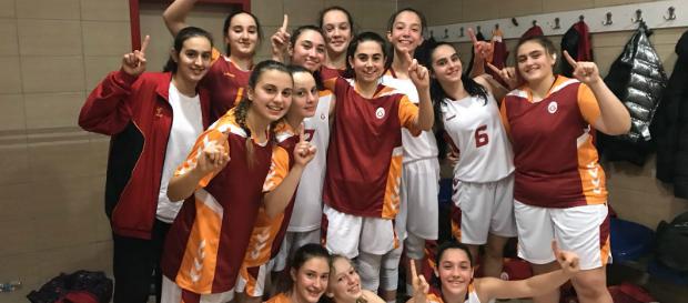 U14 Kız | Açı Gençlik 46-79 Galatasaray