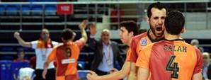 Maça Doğru: Galatasaray FXTCR – Arkas Spor