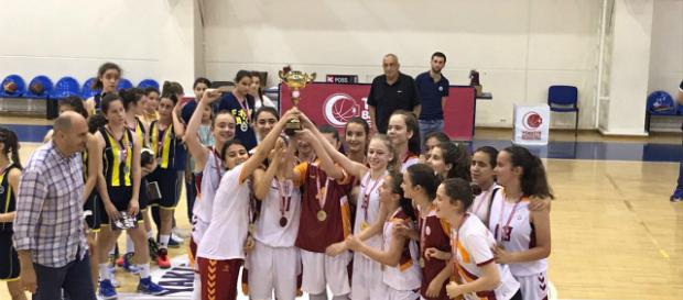 U12 Minik Kız   Fenerbahçe 25-28 Galatasaray