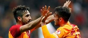 Galatasaray 4-1 Boluspor