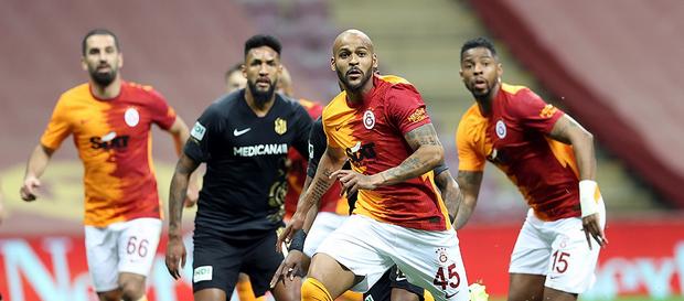 Galatasaray 3-1 Yeni Malatyaspor