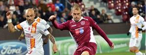 Rakamlarla CFR Cluj Karşılaşması