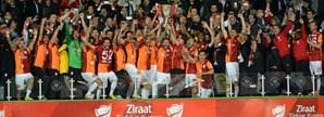 Türkiye Kupası 15. Kez GALATASARAY'ın